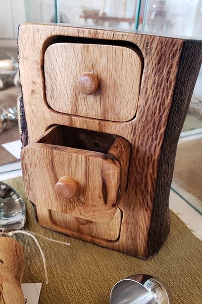 Garry Oak Branch Box