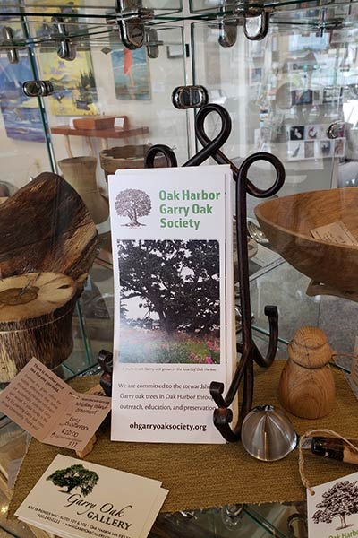 Garry Oak Society at the Garry Oak Gallery